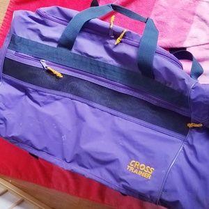 Travel/Cross Trainer Bag